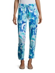 Lilly Pulitzer Lola Printed Drawstring Pants