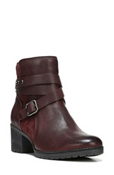 Naturalizer Women's 'Ringer' Boot Wine Leather