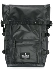 Makavelic Chase Cyclist Backpack Polyester Black