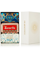 Claus Porto Deco Soap Set Colorless