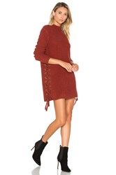 Lovers Friends X Revolve Em Sweater Rust