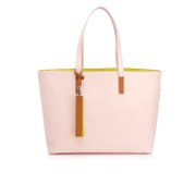 Paul Smith Ps By Women's Ps Leather Tote Bag Blush