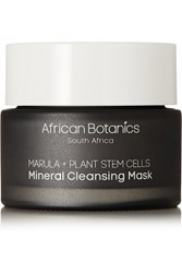 African Botanics Marula Mineral Cleansing Mask Colorless