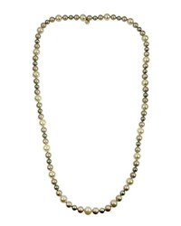 Majorica White Gray And Nuage Pearl Necklace 35