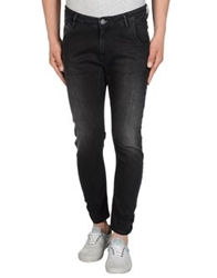 Maison Scotch Denim Pants Black