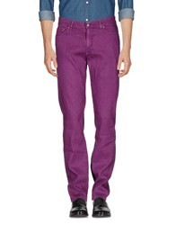 Harmont And Blaine Casual Pants Mauve