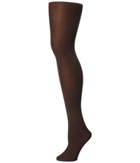 Falke Cotton Touch Tights Cigar Hose Brown