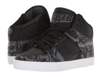 Osiris Nyc83 Vlc Maxx242 Tres Men's Skate Shoes Black