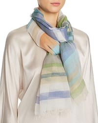 Aqua Serse Scarf 100 Exclusive Orange Multi