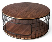 Gus Design Group Wireframe Coffee Table Multicolor