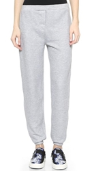 Zoe Karssen Boyfriend Fit Sweatpants Grey Heather
