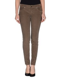 Good Mood Casual Pants Khaki