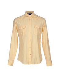 Macchia J Shirts Shirts Men Yellow