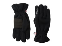 Bula Primaloft Fleece Gloves Black Over Mits Gloves