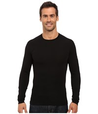Arc'teryx Satoro Ar Crew Long Sleeve Black Men's Clothing