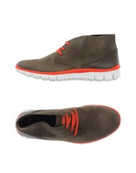 Pirelli Pzero Footwear Low Tops And Trainers Men Military Green