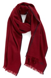 Hickey Freeman Men's Cashmere Scarf