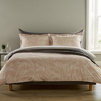 Christy Bamboo Duvet Set Pink