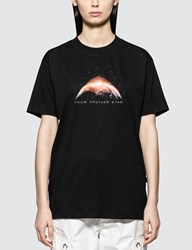 Wasted Paris Another Star Black Short Sleeve T Shirt