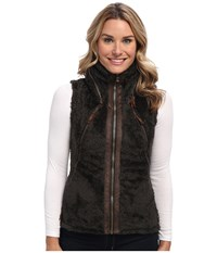 Kuhl Flight Vest Raven Black