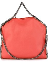 Stella Mccartney 'Falabella' Tote Yellow And Orange