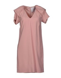 Normaluisa Short Dresses Light Pink