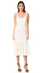 Jill Stuart Mermaid Dress Off White