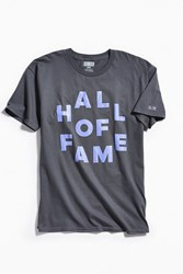 Hall Of Fame Reg Tee Charcoal