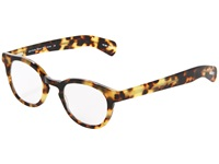Eyebobs Total Wit Readers Tortoise 1 Reading Glasses Sunglasses Animal Print