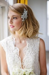 Brides And Hairpins 'Esther' Crystal Embellished Hair Clip