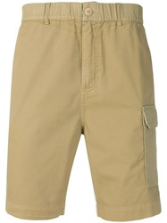 Folk Utility Shorts Nude And Neutrals