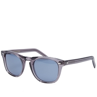 Cutler And Gross 1032 Sunglasses Grey Pink And Dark Grey