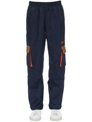 Reebok Techno Trail Pants Navy