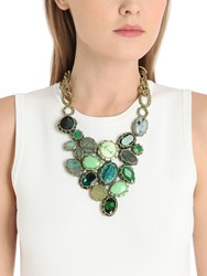 Boksandbaum Ava Green Necklace