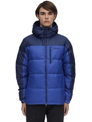 Marmot Guides Hooded Down Jacket Surf