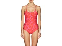 Mikoh Kilauea One Piece Swimsuit Island Red Ginger Islrgr
