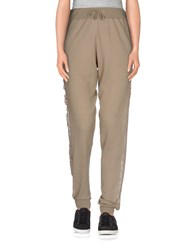 Pinko Black Trousers Casual Trousers Women Military Green
