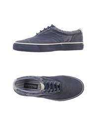 Sperry Top Sider Low Tops And Trainers Dark Blue