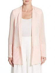 French Connection Shimmer Spell Jacket Anemone Pink