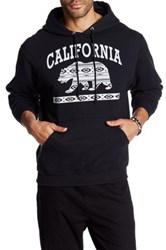 Fifth Sun Cali Pattern Sweatshirt Black