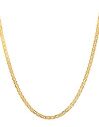 Lord And Taylor 14K Yellow Gold Chain Necklace