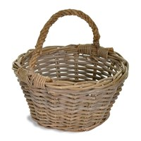 Garden Trading Harvest Basket With Rope Handles
