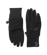 Icebreaker Sierra Gloves Black Dress Gloves