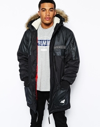 Supreme Being Supremebeing Outpost Parka Black