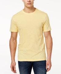 Club Room Men's Performance T Shirt Created For Macy's Magnolia