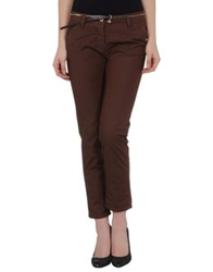 Pepe Jeans Casual Pants Cocoa
