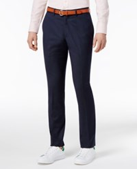 American Rag Men's Bret Classic Fit Suit Pants Only At Macy's Navy