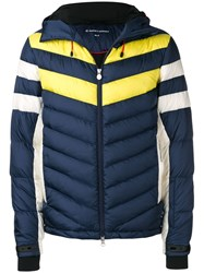 Perfect Moment Chatel Padded Jacket Blue
