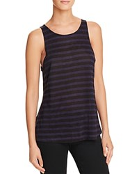 Frame Army Stripe Tank Navy