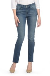 Nydj Women's Kristin Stretch Slim Leg Jeans